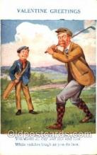 spo013294 - Golf Postcard Postcards