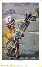 spo013305 - Golf Postcard Postcards