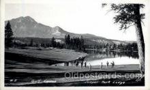 spo013310 - Jasper Park Lodge Golf Postcard Postcards