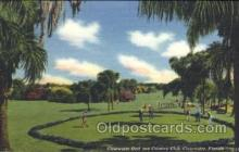 spo013322 - Clearwater Gold & Country Club Golf Postcard Postcards