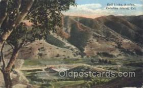 Catalina Island CA