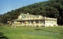 Bedford Springs Hotel Golf Club House