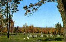 spo013353 - Laurels Hotel and Country Club, Monticello, New York, USA Golf Postcard Post Card