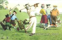 spo013358 - Golf Postcard Post Card