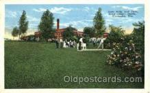 spo013359 - Moor Baths, Waukesha, Wis, Wisconsin, USA Golf Postcard Post Card