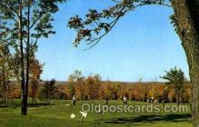 spo013361 - Laurels Hotel and Country Club, Monticello, New York, USA Golf Postcard Post Card