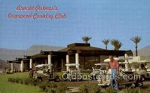 spo013377 - Arnold Palmers Ironwood Country Club Golf Comic Old Vintage Antique Postcard Postcards
