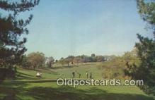 spo013401 - Oglebay Park, Wheeling, W VA USA Golf, Golfing Postcard Post Card Old Vintage Antique