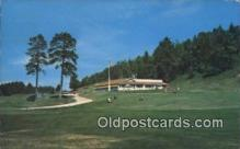 spo013407 - Gladstone Golf Course, Gladstone, MI USA Golf, Golfing Postcard Post Card Old Vintage Antique