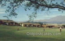 spo013410 - Ojai Valley Inn, Ojai, CA USA Golf, Golfing Postcard Post Card Old Vintage Antique