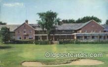 spo013447 - The Famous 18th Hole Of Inverness Club, Toledo, OH USA Golf, Golfing Postcard Post Card Old Vintage Antique