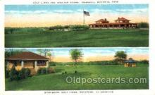 spo013513 - Sinnissippi Golf Links, Rockford, Illinois, USA, Golf Course Postcard Postcards