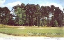 spo013516 - Municiple Golf Course, Walterboro, South Carolina, Golf Course Postcard Postcards