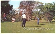 spo013518 - Upton, Country Club, Jamaca B.W.I. Golf Course Postcard Postcards