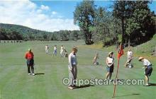 spo013525 - Golf Postcard
