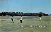spo013526 - Golf Postcard