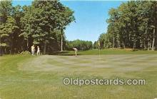 spo013529 - Golf Postcard