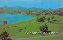 spo013534 - Golf Postcard
