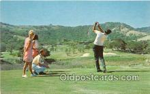 spo013538 - Golf Postcard
