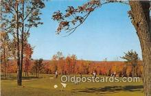 spo013540 - Golf Postcard