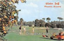 spo013545 - Golf Postcard