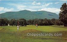 spo013555 - Golf Postcard