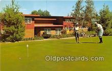 spo013557 - Golf Postcard