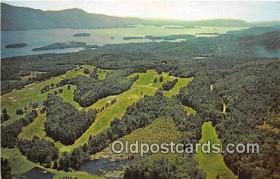 spo013558 - Golf Postcard