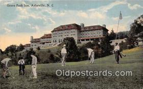 spo013564 - Golf Postcard