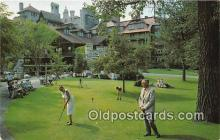 spo013565 - Golf Postcard