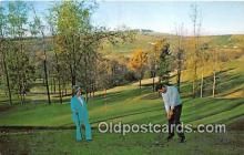 spo013566 - Golf Postcard