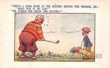 spo013574 - Golf Postcard