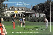 spo013589 - Golf Postcard