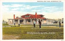 spo013626 - Old Vintage Golf Postcard Post Card