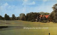 spo013628 - Old Vintage Golf Postcard Post Card