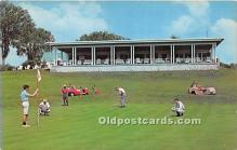 spo013672 - Old Vintage Golf Postcard Post Card