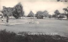 spo013693 - Old Vintage Golf Postcard Post Card