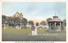 spo013694 - Old Vintage Golf Postcard Post Card