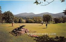 spo013700 - Old Vintage Golf Postcard Post Card