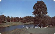 spo013709 - Old Vintage Golf Postcard Post Card