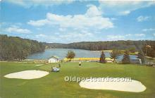 spo013726 - Old Vintage Golf Postcard Post Card