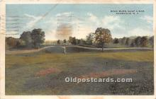 spo013756 - Old Vintage Golf Postcard Post Card