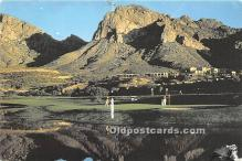 spo013885 - Old Vintage Golf Postcard Post Card