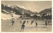 spo014002 - Hockey Postcard Postcards