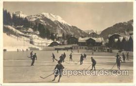 Gstaad - Eisbahn