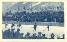 spo014004 - Chamonix, Hockey Postcard Postcards