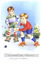 spo014062 - Sport, Sports Hockey, Postcard Postcards
