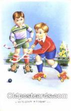 spo014062 - Sport, Sports Hockey, Postcard Postcards