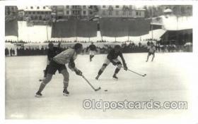 spo014074 - Sport, Sports Hockey, Postcard Postcards