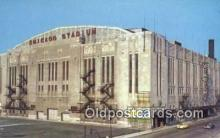 spo014088 - Chicago Stadium Designed For Expositions And Hockey Games, Chicago, IL USA Hockey Postcard Post Card Old Vintage Antique